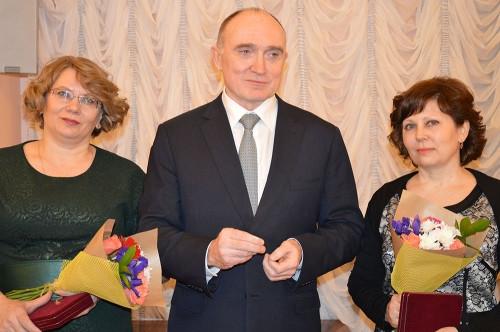 Президент отметил. Работники компании «СИТНО» получили государственные награды