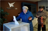 «Три важных момента». Первые избиратели Магнитогорска уже проголосовали