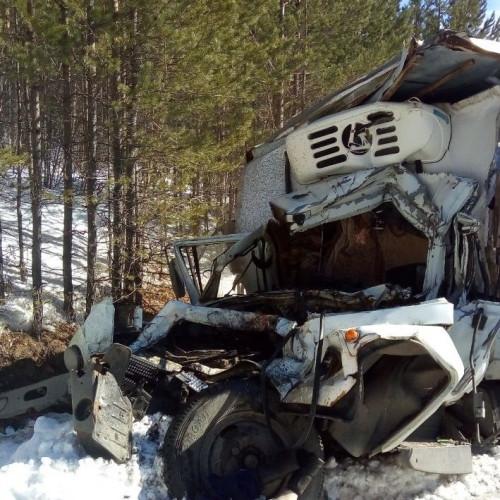 Страшное ДТП на трассе. В Белорецком районе погиб водитель из Магнитогорска