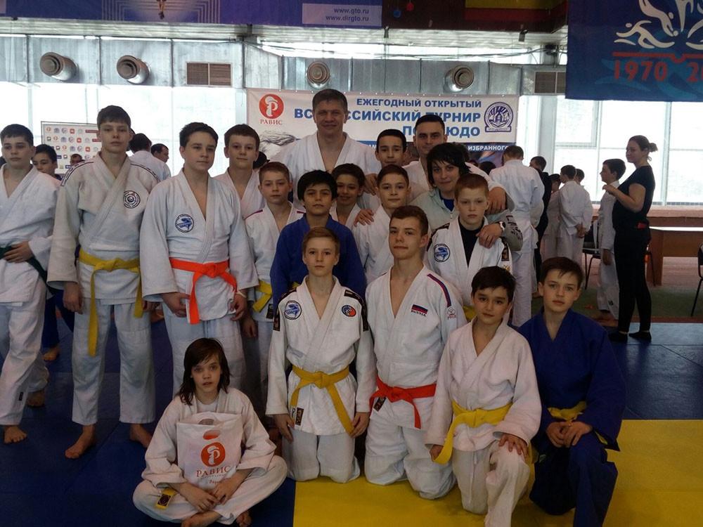 ВЧелябинске прошел детский Всероссийский турнир подзюдо