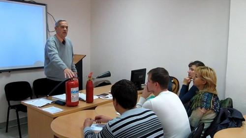 Южно-Уральский учебный комбинат: чтобы не было пожаров, чтобы не было беды