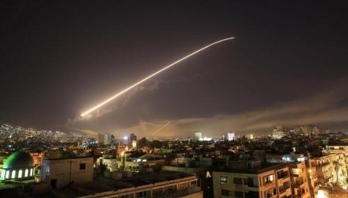 Сирия под огнем. Россия пока находится в роли наблюдателя