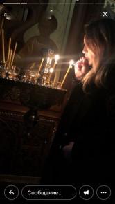 Родители заплатят штраф. Правоохранители установили личность школьницы, пытавшейся прикурить от свечи в храме