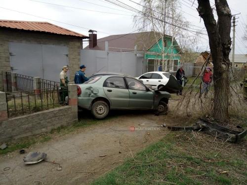 Не выкарабкался. Водитель «Ланоса», врезавшийся в дерево, скончался в реанимации