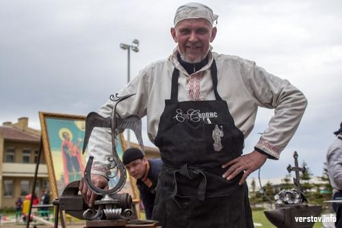 Победил голубь мира. В Магнитогорске прошел фестиваль «Железная Русь»