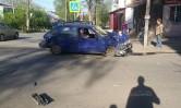 Два жёстких ДТП на перекрестках и травмированный ребенок. На дорогах города вчера было жарко