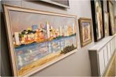«По странам и континентам». Выставка для любителей живописи и тех, кто останется летом в Магнитогорске