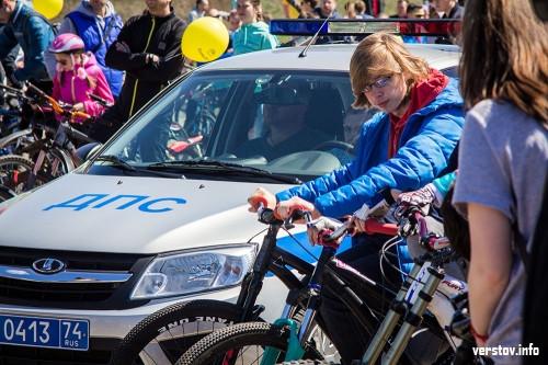 Крути педали! Городской велопарад собрал порядка трёх тысяч велосипедистов