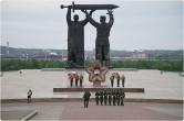 Пограничники вышли на улицы Магнитогорска. Раз в год и такое допускается