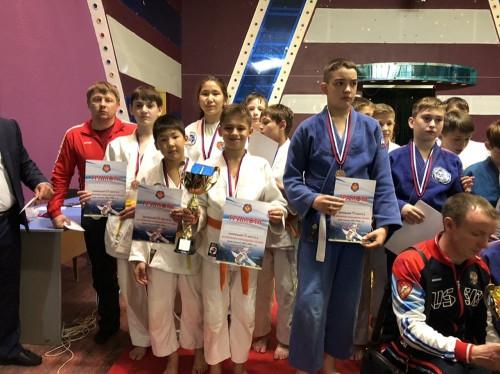 Недетские бои. Юные дзюдоисты из Магнитогорска стали обладателями бронзовых медалей