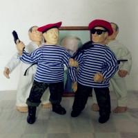 Путин — в подарок! Магнитогорец готов подарить куклу Путина за лучший анекдот про Президента РФ