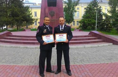 Лучший в профессии. Магнитогорский полицейский стал победителем в дисциплине «Специальная подготовка»