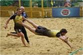 Пляжное регби. В Магнитогорске прошел зрелищный спортивный турнир