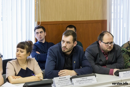 Цель – временная занятость студентов. В ОПЦ поговорили о развитии молодежной политики