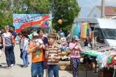 Уха с водкой и красивые казачки. Вчера в Кизиле собрался политический бомонд области