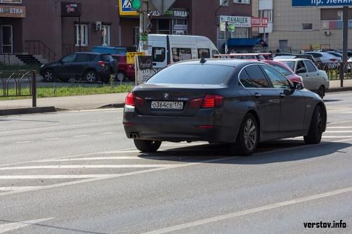 Категорически запрещается пересекать. На дорогах Магнитогорска появилось несколько «островков безопасности»