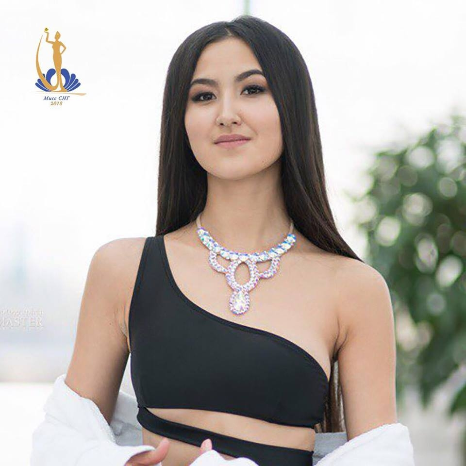 Один день жизни конкурсанток «Мисс СНГ-2018» изТаджикистана