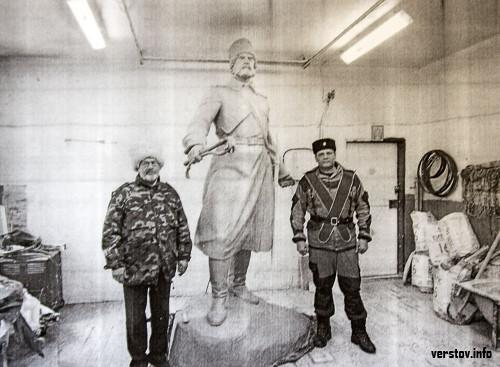Годы истории незаслуженно стерли. Казаки станицы Магнитной собирают деньги на памятник