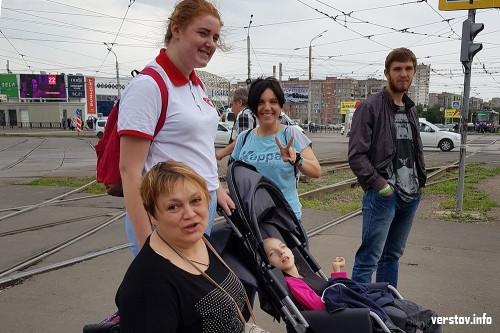 Магнитогорские инвалиды оценили новые трамваи. Правда, прокатиться на них смогли не все
