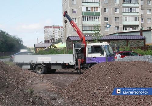 Новый тротуар и парковочный карман. «Комфортная среда» добралась и до Сиреневого