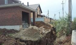 Не спросили разрешения. Жители поселка «Западный - 1» заплатят штраф за проведение земляных работ