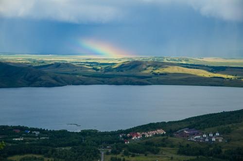 Рекорды по бронированию! «Бархатный сезон» на озере Банное (Якты-куль) проходит успешно