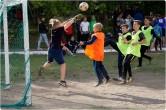 Футбола много не бывает. Магнитогорские дворовые команды сражались на поле Центрального стадиона