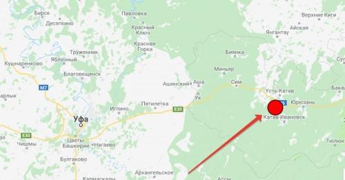 Пока город спал… На Урале сейсмологи зафиксировали землетрясение магнитудой 5,5 балла