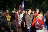 «У нас было распоряжение идти туда, где больше народу». Разгонять толпу митингующих против повышения пенсионного возраста приехали... «космонавты»