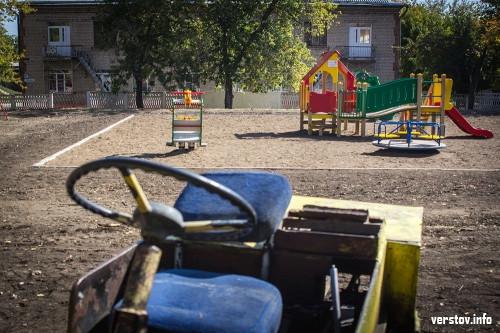 Комфортный двор без собак и зелени. В Магнитогорске благоустраивают еще две дворовые территории