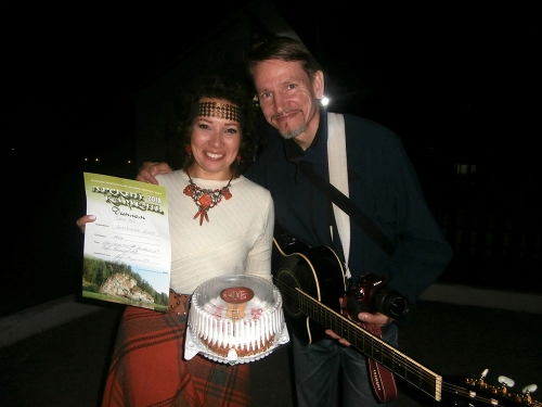 Гран-при – у трехнедельного дуэта. На фестивале «Арский камень» лучшей стала исполнительница из Магнитогорска