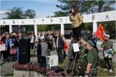 У коммунистов нашлась стратегия мирного захвата власти в Магнитогорске.  Субботний митинг собрал около 300 человек