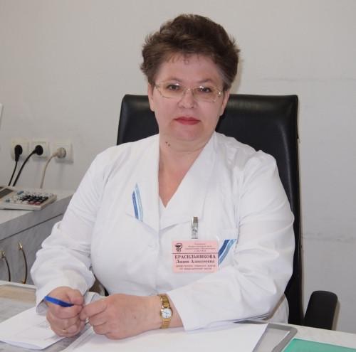 Марина Шеметова нашла новую работу. Впервые за 22 года в медсанчасти сменился главный врач