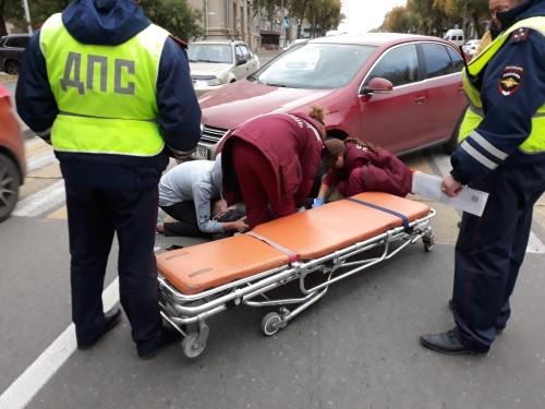 Шел в школу, попал – под колеса иномарки. Утром в Магнитогорске на «зебре» сбили 9-летнего школьника