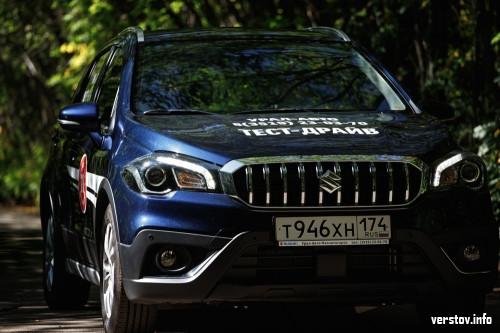 Хэтчбэк с повадками кроссовера. Те, кто ценит безопасность и надежность, выбирают Suzuki SX4