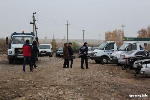 Претензий хватает. Эвакуаторщиков, которые начали работу в Магнитке, проверил человек из министерства