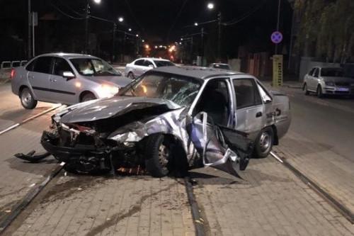 В ДТП на пересечении Суворова и Ленинградской пострадали пять человек. Все в больнице