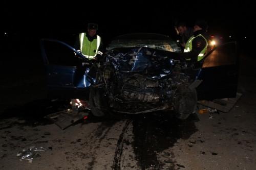Погибли два человека. Водителя, устроившего смертельное ДТП под Магнитогорском, отправили в изолятор