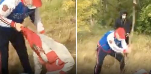 Смотреть и бояться. Зачем в соцсети выложили видеоролик с избиением жителя Троицка?!