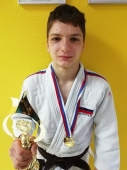 Есть «золото»! Дзюдоист из Магнитки стал победителем первенства России среди юношей