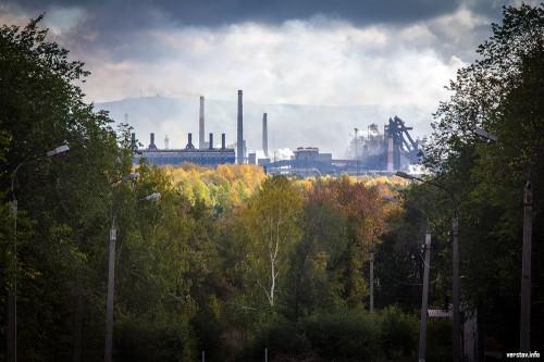 ОНФ договорился с Минприроды РФ. До 2024 года вокруг Магнитогорска должен появиться «зелёный щит»
