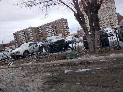 Водитель «Мицубиси Лансер» был пьян. В ГИБДД прокомментировали вчерашнее ДТП на улице Советской