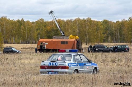 Полиция ни при чём. Проверка установила, что силовики действовали строго в рамках закона и должностных инструкций