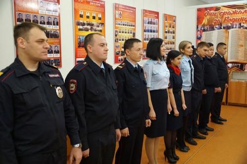 Полку офицеров прибыло. В Магнитогорске прошло торжественное вручение первых офицерских званий