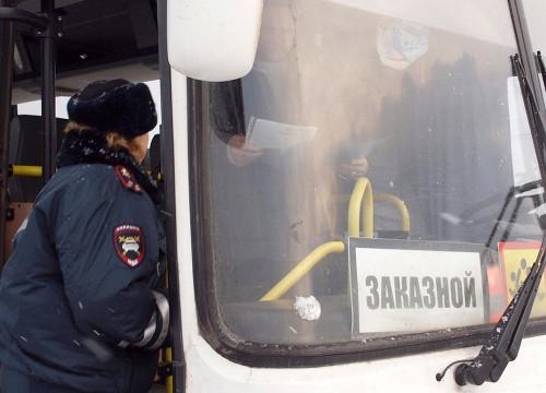 Должностные лица тоже ответят. В Магнитогорске на водителей автобусов составили два протокола