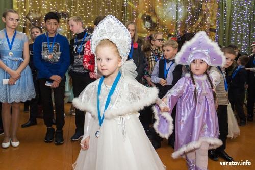 Лучшие из лучших! В Магнитогорске прошла елка для одаренных детей