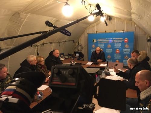 Президент прилетел. Новогоднее послание Путина планируется в прямом эфире из Магнитогорска