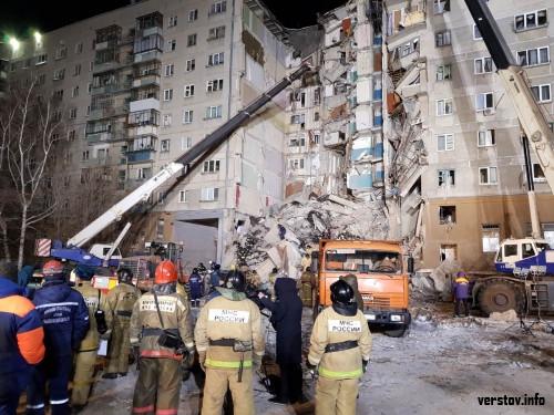 «Все пострадавшие получат жилье и деньги». Губернатор пообещал Президенту всемерную поддержку жителей рухнувшего дома