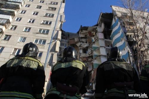 Опасность дальнейшего обрушения здания остаётся. С места трагедии вывезли уже 37 самосвалов мусора