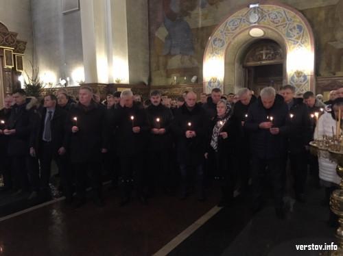 Девять дней. В Магнитогорске сегодня вспомнили жертв трагедии, произошедшей 31 декабря